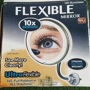 Flexiblae Mirrior
